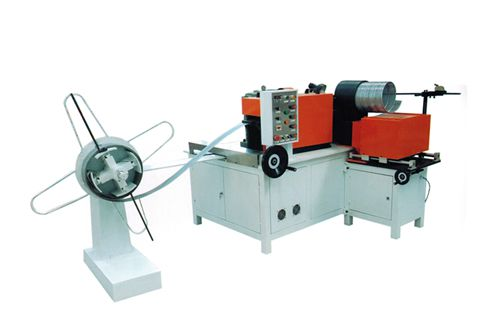 filter core rolling machine 1